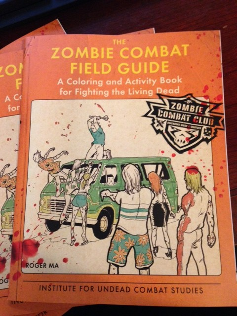 ZC Coloring Book